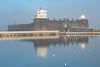 Foggy Fort Perch Rock (Mister Oy) Tags: newbrighton fortperchrockwirralmistfogfoggymuseumd850nikon d85085mmnikon 85mm f14g afs architecture reflection water liverpool heritage