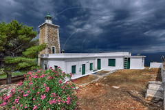 Συγκρότημα φάρου Γεροπλίνας Geroplina's lighthouse complex (Dimitil) Tags: pelion mount coastal south foreland lighthouse tradition monument architecture stone stonebuilt sea landscape seascape pano panorama clouds dramatic sky greece hellas magnesia thessaly historic traditional nature côte phare mer ciel