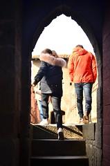 Carcassonne (anskubcn) Tags: ranska linna keskiaikainen historia joulu