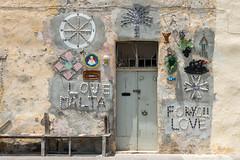 Malta, Marsaxlokk, Door (Peter Goll thx for +6.000.000 views) Tags: 2016 malta marsaxlokk place urlaub germany mittelmeer insel island tür door nikon nikkor d800