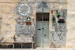 Malta, Marsaxlokk, Door