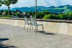 Chair (olle.graf) Tags: 2017 bern june switzerland rosengarten chair