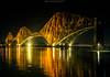 the auld bridge (Blair McHattie Photography) Tags: forth rail bridge scotland water reflection railway calm fife