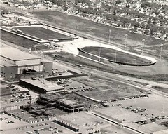 Polo Park Racetrack (vintage.winnipeg) Tags: winnipeg manitoba canada vintage history historic racetrack
