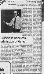 Gilbert Papp, Monticello, IL Music Man 1979-01-11 (RLWisegarver) Tags: piatt county history monticello illinois usa il
