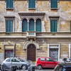 Almost Resplendent in Decay (ken mccown) Tags: streetphotography rome roma italy blocks facade