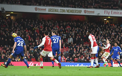 Arsenal v Chelsea - Premier League (Stuart MacFarlane) Tags: englishpremierleague sport soccer clubsoccer soccerleague london england unitedkingdom gbr
