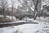 Gapstow Bridge (Photos By RM) Tags: gapstowbridge gapstow bridge newyorkcity manhattan centralpark snow winter park stone nyc newyork canon canonmarkiv mark4 filter leebigstopper ndfilter