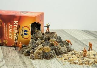 Zucker Bergwerk