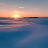 Frozen Tundra aka Shrewsbury River (aka Buddy) Tags: 2018 winter sunset shrewsbury river frozen ice snow seabright nj og hdr