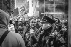 2017 Year in Protest (TP17) Tags: nyc newyorkcity protest march crowds 2017