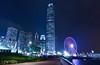 2 International Finance Center (Yohsuke_NIKON_Japan) Tags: d750 nikon hk hongkong china 2ifc ifc skyscraper night nightshot nightview 1635mm 香港 国際金融中心 internationalfinancecenter