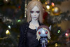 Aeleen and Sylvanas (InnamorAmento) Tags: iplehouse vera sid new undead elf bjd doll