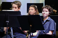 7th-grade band (rachel.roze) Tags: adam lyra locky 7thgradeband hanover bandconcert school richmondmiddleschool december2017 clarinet