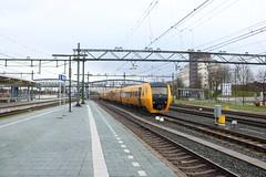 2x DM90 komt binnen te Zwolle (vos.nathan) Tags: ns nederlandse spoorwegen dm90 zwolle zl