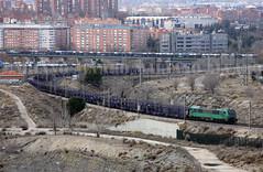 Comsa 2x1 (Mariano Alvaro) Tags: 601 253 traxx comsa bitrac portacoches pinto madrid