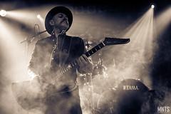 Master's Hammer - live in Warszawa 2017 fot. Łukasz MNTS Miętka-17