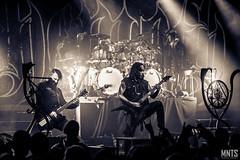 Behemoth - live in Warszawa 2017 fot. Łukasz MNTS Miętka-53