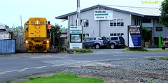 Port Road (anthony851.com) Tags: portsiding whangarei kiwirail g22ar emdg22ar dc4260 shunt
