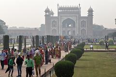 171104_043 (123_456) Tags: india agra uttar pradesh taj mahal shaj jahan yamuna mumtaz ustad ahmad lahauri mughal mausoleum