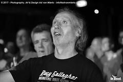 2017 Bosuil-Het publiek bij Joost de Lange en Band Of Friends 27-ZW
