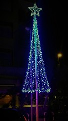 1513548358025_20171217_231601 (breadandarts) Tags: christmas lights tree cielo albero natale luci