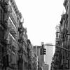 New York Fire escapes (beninfreo) Tags: newyork blackandwhite bw monochrome sony rx100 rx100m3 contrast highcontrast light fireescape