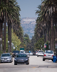 Hollywood (Travis Estell) Tags: california centralla greaterla hollywoodsign la losangeles losangelescounty windsorblvd windsorboulevard unitedstates us