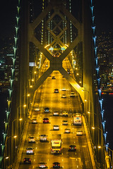 When You're Lonely and Tired of the City (Thomas Hawk) Tags: america bayarea baybridge california sfbayarea sanfrancisco sanfranciscobayarea treasureisland usa unitedstates unitedstatesofamerica architecture bridge us fav10 fav25 fav50 fav100