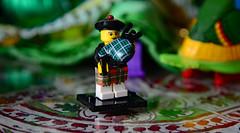 Bagpipe Man! (BKHagar *Kim*) Tags: bkhagar bagpipe man lego piper bagpipes gift scotland friend friends jiffy john