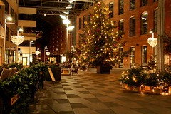 Happy holidays! (ole_G) Tags: spinderiet valby denmark copenhagen christmas