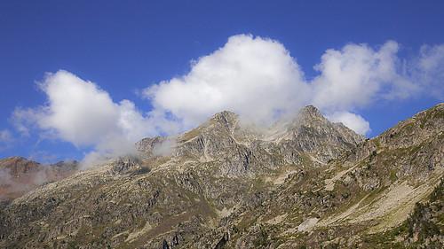 Pic des Tourettes - 2771 m
