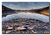 slate harbour Ballachulish (Alan Gray Images) Tags: slate harbour ballachulish scotland textured sky