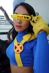 Cyclops (greyloch) Tags: dragoncon cosplay costume rule63 xmen cyclops 2017 sony dsctx30 niksoftware comicbookcharacter comicbookcostume marvel