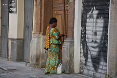Fantasia di colori in piazza San Carlo (costagar51) Tags: palermo sicilia sicily italia italy folklore anticando