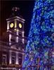 Feliz 2018 / Happy New Year (Manuel Moraga) Tags: feliz2018 felizaño happynewyear luces arbol reloj puertadelsol madrid epaña manuelmoraga explore