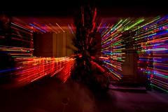 DSC_0564 (Copy) (pandjt) Tags: ottawa orlèans on ontario taffylane christmas christmaslights christmasseason christmasspirit lights lighting nightphotography night ledlights ledlighting house colours colors decorations winterscenic winter winterphotography zoom zoomeffect zooming zoomzoom artistic lightpainting
