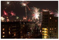 Sylvester 2017 (iknidi) Tags: sylvester firework berlin germany deutschland fernsehturm tvtower color