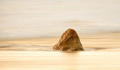 Scaling Rocks (ajecaldwell11) Tags: longexposure hawkesbay newzealand ankh dawn rock wairau waipatiki napier caldwell water light