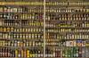 The makings of a good meal (David Feuerhelm) Tags: nikkor indoors market jars bottles shelves ingredients food amiens colour nikon d7100 1685mm france