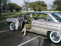 1961 Oldsmobile Classic 98 4-door Holiday (biglinc71) Tags: 1961 oldsmobile classic 98 4door holiday