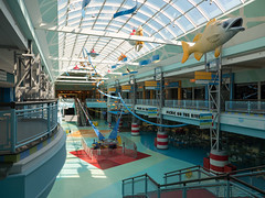 Cincinnati Mall Food Court (Travis Estell) Tags: cincinnatimall cincinnatimills forestfairmall forestfairvillage deadmall forestpark ohio unitedstates us