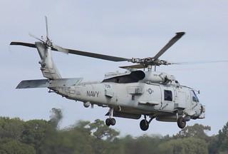 U.S. Navy MH-60R Seahawk 706, #168110, (2)