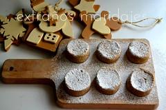 Polvorones de maíz y nueces (extraños maridajes) Tags: navidad nueces maíz food comida cooking christmas postrestradicionalesespañoles postre dessert dulce sweet