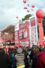 P1040007 (i'gore) Tags: roma sindacato pensioni cgil lavoro diritti giustizia giustiziasociale giovani manifestazione