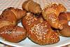 Cornetti di pane ai 7 cereali e malto d'orzo (Le delizie di Patrizia) Tags: cornetti di pane ai 7 cereali e malto d'orzo le delizie patrizia ricette