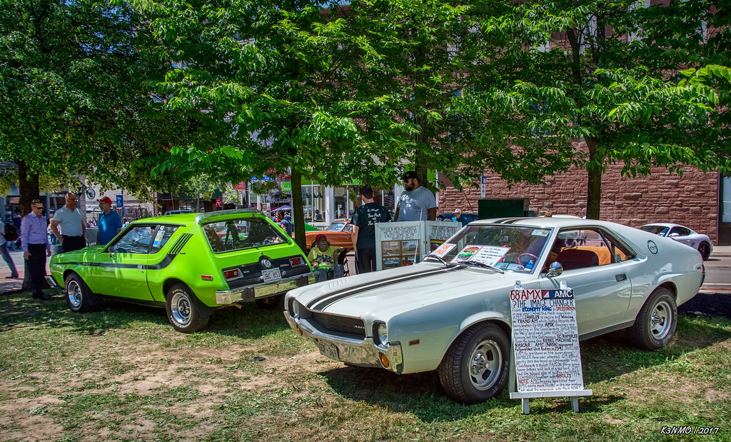The worlds most recently posted photos of amc and gremlin 1968 amc amx amp 1975 amc gremlin kenmojr tags 2017 antique atlanticnationals sciox Image collections