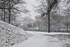 Risveglio bianco - White awakening. (sinetempore) Tags: risvegliobianco whiteawakening torino turin parcodelvalentino neve snow alberi trees freddo cold castellomedievale medievalcastle