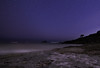 Wembury at Night (Richard D Porter) Tags: wemburybeach beach canon 550d tripod water sea seascape astrolandscape astro nightsky night stars sky stack tokina1116f28 devon uk england winter