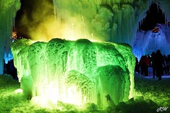 Ice Castle Winnipeg (Valery_RW) Tags: ice castle winnipeg manitoba canada